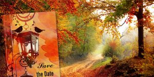 5 Save the Date ideas for your fall wedding