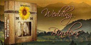 5 Wedding Binder Theme Ideas