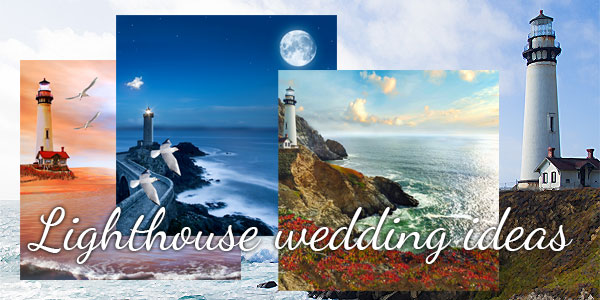 Lighthouse Inspiration for Weddings