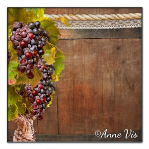 Rustic wine themed wedding collection