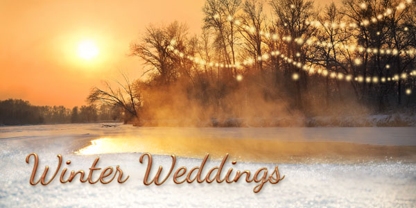 Fancy A Winter Wedding?