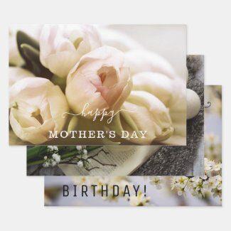 Beach floral arbor wedding invitations